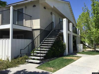 Reno Condo/Townhouse For Sale: 2000 Silverada #221