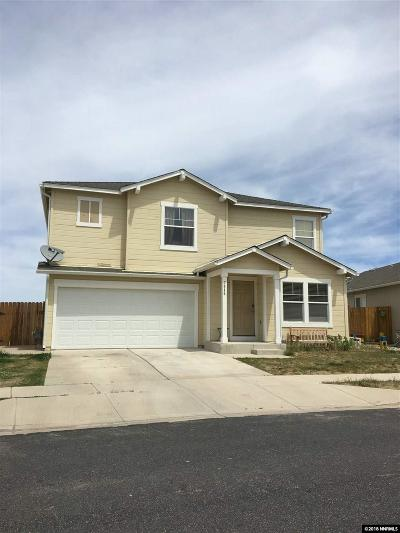 Reno Single Family Home For Sale: 7645 Appenzell Street