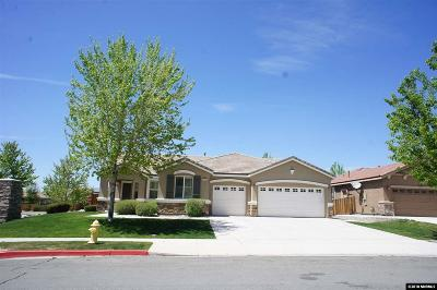 Sparks Single Family Home Active/Pending-Loan: 7131 Draco Ct.
