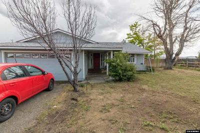 Sparks Single Family Home For Sale: 42 Spring Mountain