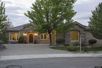 Washoe County Single Family Home For Sale: 3301 Buckcreek