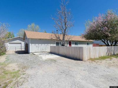 Reno Single Family Home For Sale: 3615 Gull