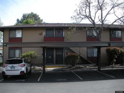 Sparks Condo/Townhouse Active/Pending-Loan: 3226 Bristle Branch Dr