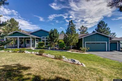 Reno Single Family Home For Sale: 7220 Hurst Park Road