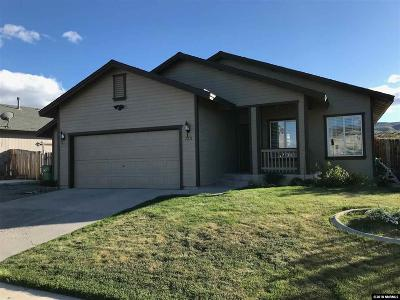 Reno Single Family Home For Sale: 720 W Golden Valley Rd
