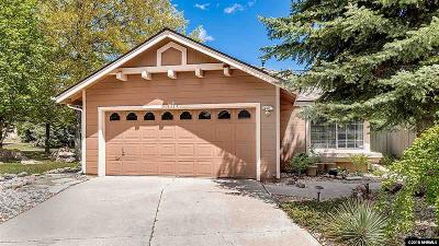 Washoe County Single Family Home For Sale: 6324 Woods Creek Court