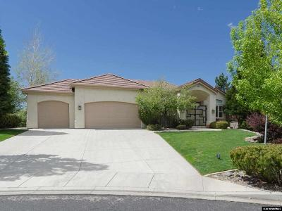 Washoe County Single Family Home Active/Pending-Loan: 3311 Ponderosa Pine Ct.
