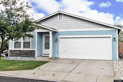 Reno Single Family Home Active/Pending-Loan: 7497 Spey Drive #Reno