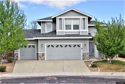 Reno Single Family Home Active/Pending-Loan: 11545 Arid Plains Ct.