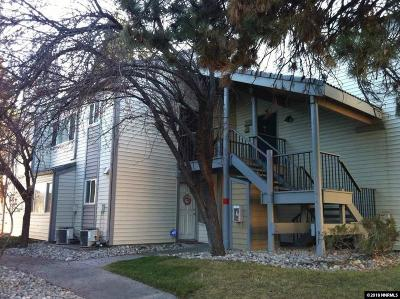 Sparks Condo/Townhouse For Sale: 2366 Roundhouse Road #NV