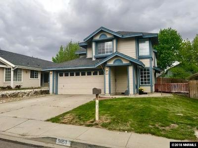 Reno Single Family Home Active/Pending-Loan