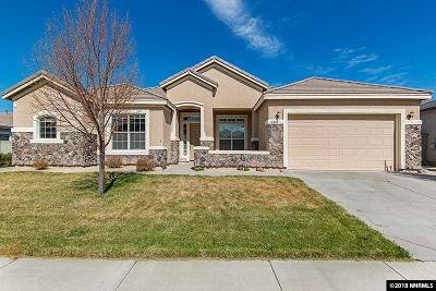 Reno Single Family Home Active/Pending-House: 10540 Kenai Dr.