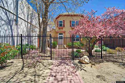 Washoe County Multi Family Home Active/Pending-Loan: 820 N Virginia