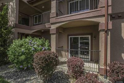Reno Condo/Townhouse For Sale: 6850 Sharlands #1171