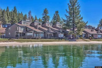 Condo/Townhouse For Sale: 3535 Lake Tahoe #633