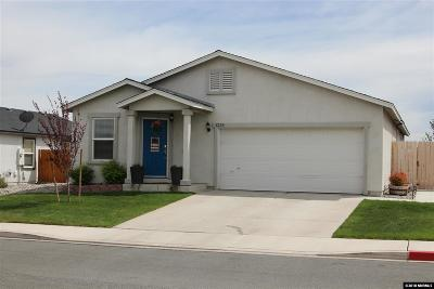 Sparks Single Family Home Active/Pending-Loan: 1225 Halcyon Ct.