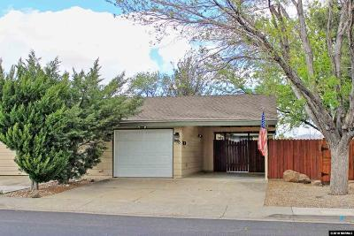 Reno Single Family Home For Sale: 2615 Starks Way