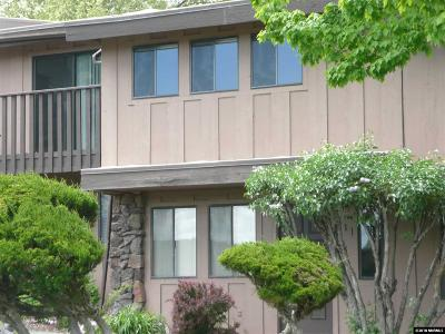 Carson City NV Condo/Townhouse Active/Pending-Loan: $199,000