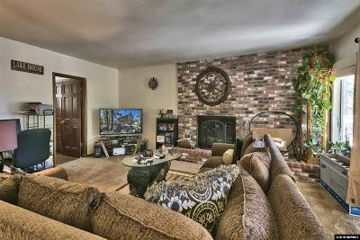 Single Family Home For Sale: 1050 Deercliff Drive