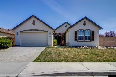 Reno Single Family Home Back On Market: 10598 Fort Morgan Way