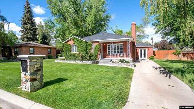 Reno Single Family Home Active/Pending-Call: 825 Daniel Drive