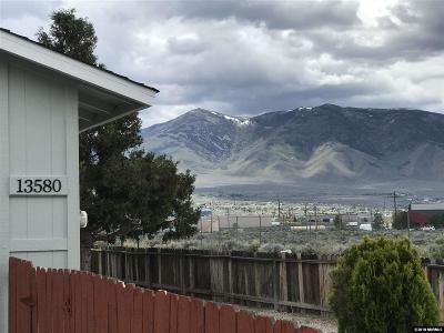 Reno Single Family Home Back On Market: 13580 Mount Sage Court