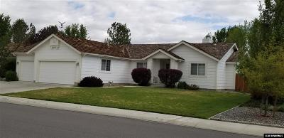 Minden Single Family Home Active/Pending-Call: 1773 Bougainvillea