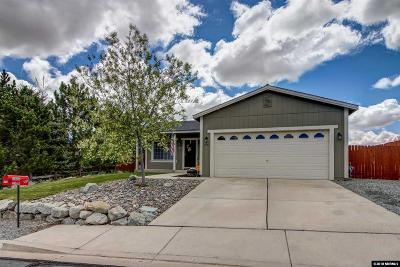 Sun Valley Single Family Home Active/Pending-Call: 7524 Cezanne Ct