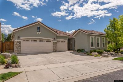 Reno Single Family Home New: 9172 Mount Pleasant