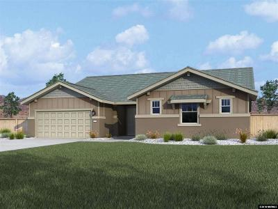 Reno Single Family Home New: 10480 Palladium Mine Drive