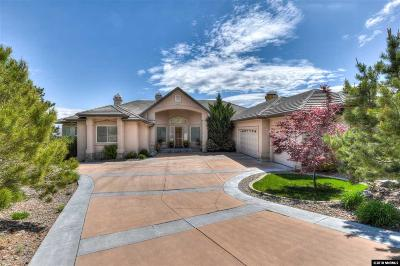 Reno Single Family Home New: 1044 Mountain Air