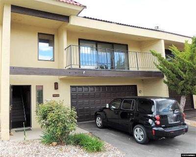 Washoe County Condo/Townhouse For Sale: 3459 Skyline