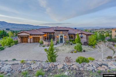 Washoe County Single Family Home For Sale: 140 Hawken