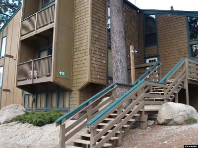 Stateline NV Condo/Townhouse For Sale: $246,000