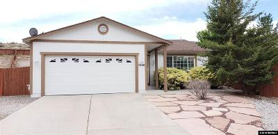 Sun Valley Single Family Home Active/Pending-Loan: 5490 Trapper Ct