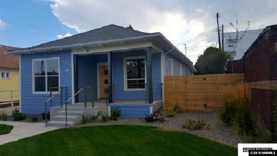 Reno Single Family Home New: 515 Sinclair