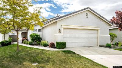 Reno Single Family Home New: 1693 Iron Mountain