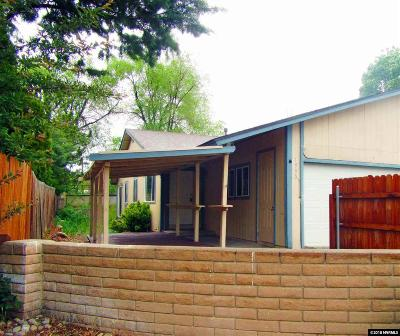 Reno Single Family Home Active/Pending-Loan: 1995 Trainer Way