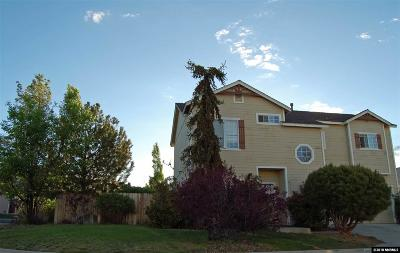 Reno Single Family Home New: 9485 Brightridge