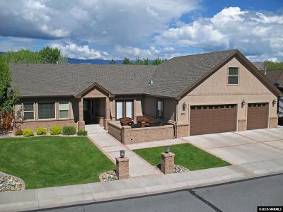 Carson City Single Family Home For Sale: 2046 Empire Ranch Road