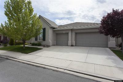Reno Single Family Home New: 9824 Bridgeview Drive
