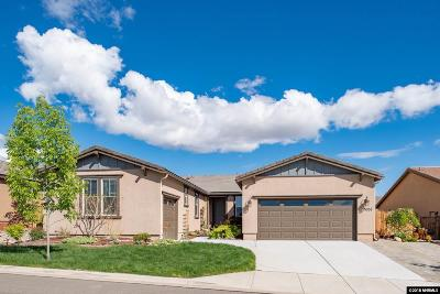 Washoe County Single Family Home New: 5355 Eaglecrest Drive