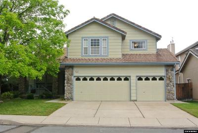 Washoe County Single Family Home New: 4165 Riverhaven Drive