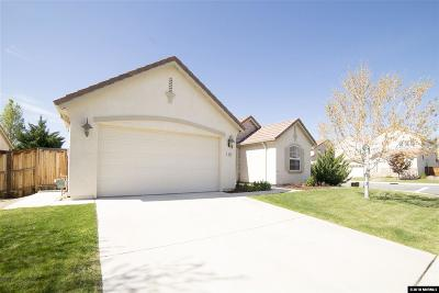 Washoe County Single Family Home New: 2489 Ivory Ann