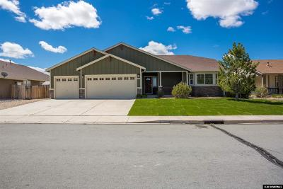 Washoe County Single Family Home For Sale: 1262 Bellatrix Drive