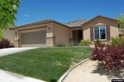 Reno Single Family Home New: 1230 Wakefield Trail