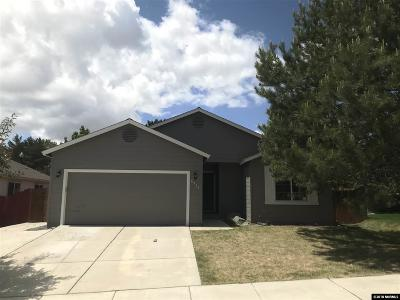 Sparks Single Family Home New: 4719 N Desert Brush Ct.