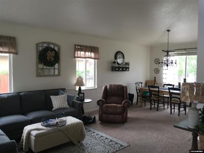 Washoe County Single Family Home New: 2915 Fox Trail