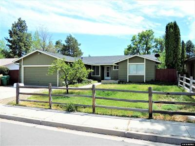 Washoe County Single Family Home New: 913 Lepori