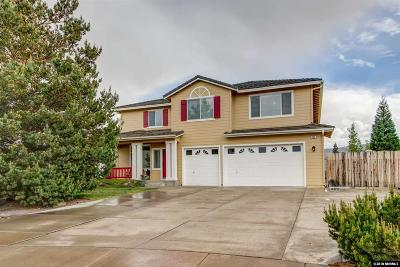 Washoe County Single Family Home New: 338 Winter Park
